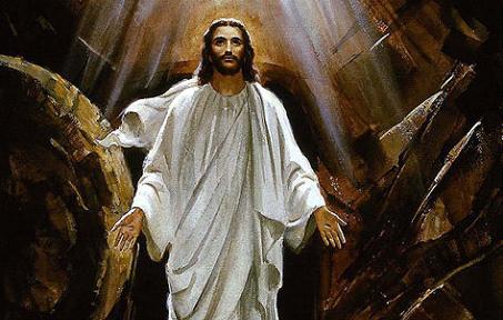 Jezus Zmarchwystały