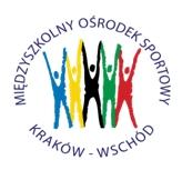 Miedzyszkolny Osrodek Sportowy  Krakow Wschod
