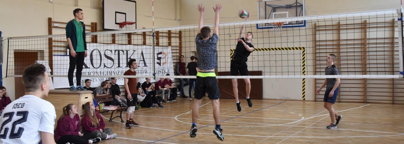Turniej siatkarski o Puchar Dyrektora KOSTKI