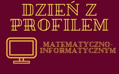 Klasa matematyczno-informatyczno-fotoniczna zaprasza kandydatów