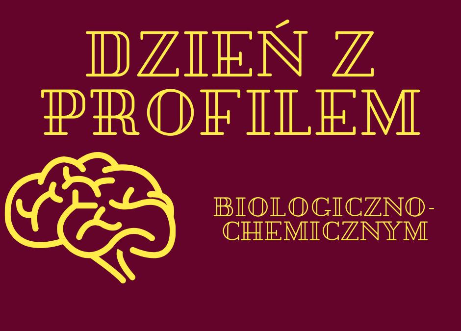 Klasa biologiczno-chemiczna zaprasza kandydatów