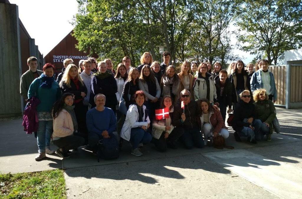 Spotkanie w Danii w projekcie PSLP