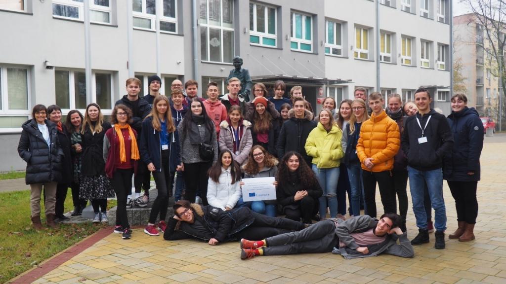 Spotkanie przyjaciół z PSLP w Krakowie