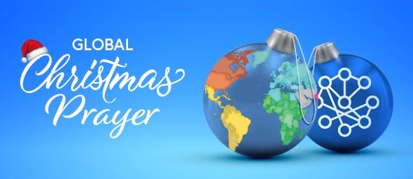 Zaproszenie do dzielenia się radością świąt Bożego Narodzenia – Global Christmas Prayer 2020!