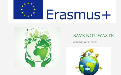 "Ponowna rekrutacja do projektu ""Save not waste"""