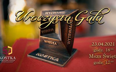 Uroczysta Gala 2021