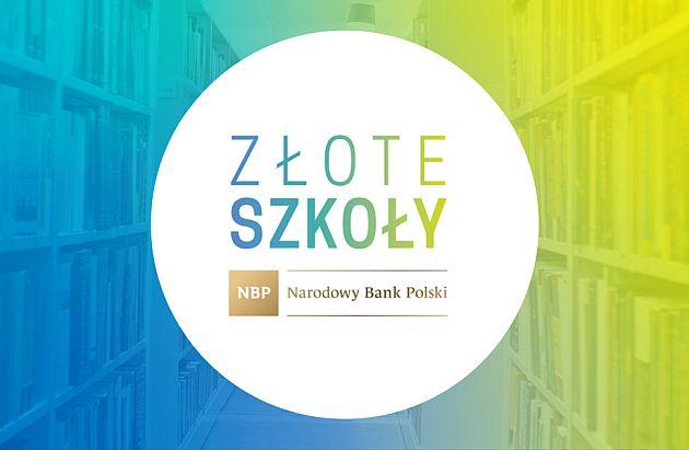 """KOSTKA w programie """"Złote Szkoły NBP"""""""